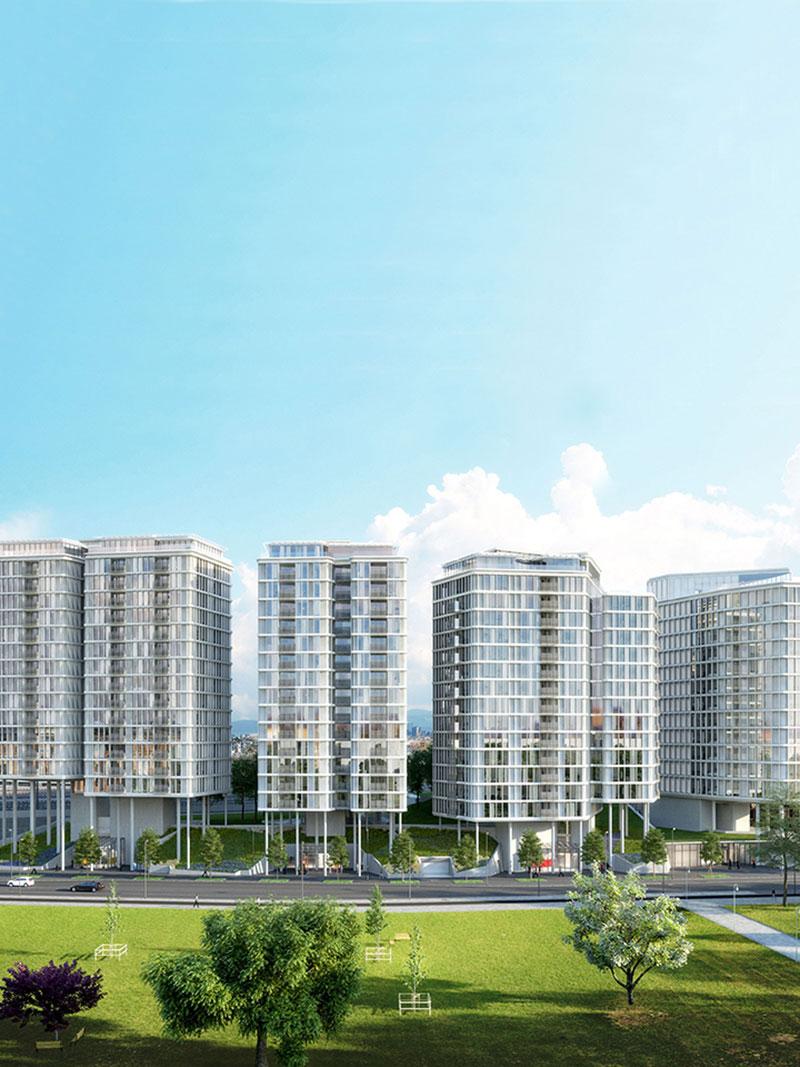 Appartements beim Belvedere