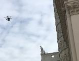 Drohne Karlskirche