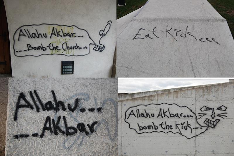 Graffiti in Ybbs