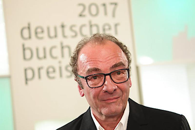 Robert Menasse Deutscher Buchpreis 2017