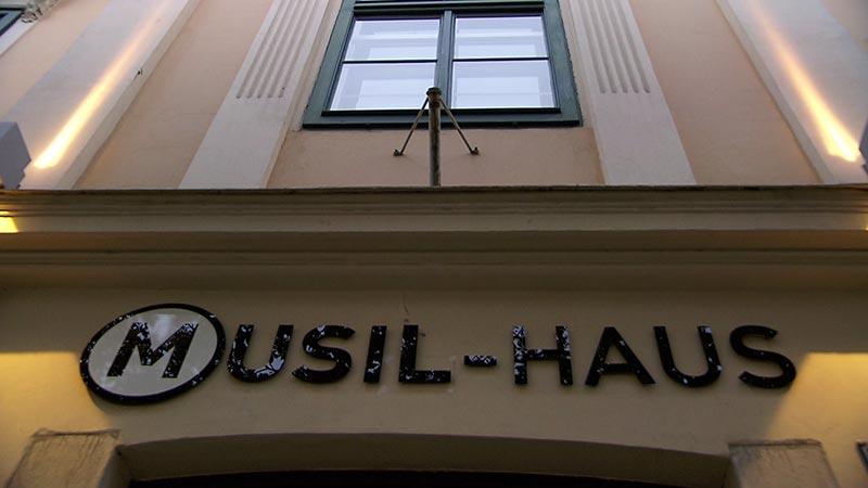Musilhaus Klagenfurt 20 Jahre