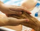 Sujetbild Pflege