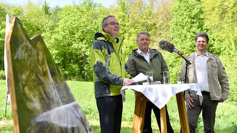 Christian Übl neuer Direktor Nationalpark Thayatal
