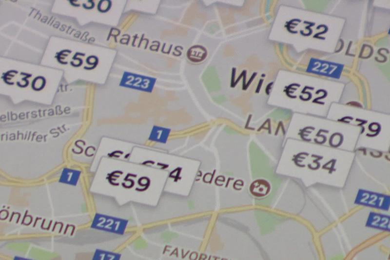 Airbnb: Wie Wien 2000 Wohnungen