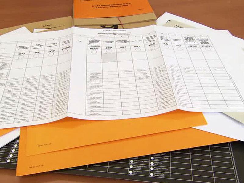Jeder Siebente stimmt mit Wahlkarte ab