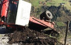 Landwirt bei Absturz mit Muli in Großarl getötet