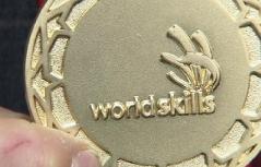 Goldmedaille bei den World Skills