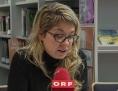 Ivana Bodrožić čitala u gimnaziji u Željeznu