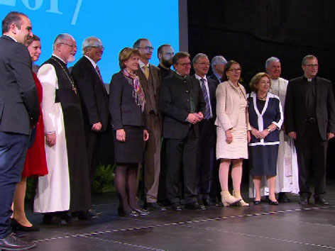 Festakt 500 Jahre Reformation