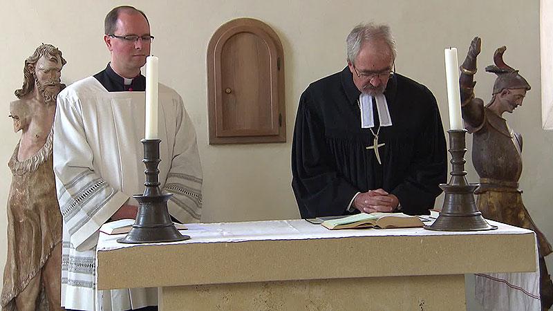 Ökumenische Gedenkfeier Mekinich Deutschkreutz, Gregor Mekinich
