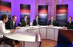 Spitzenkandidaten in der Nationalbibliothek in Wien im Rahmen der Nationalratswahl am 15.10.2017