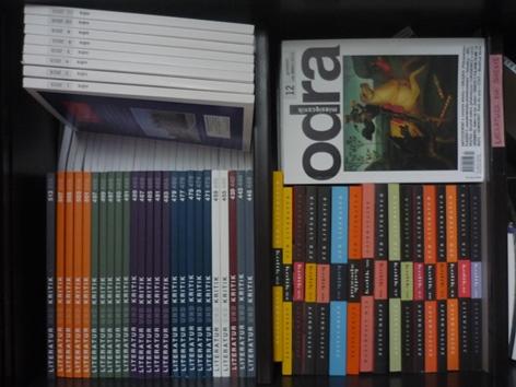 Dokumentationstelle für ost- und mitteleuropäische Literatur in Wien