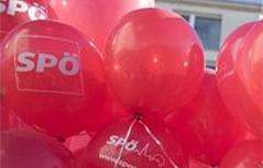 SPÖ-Ballons