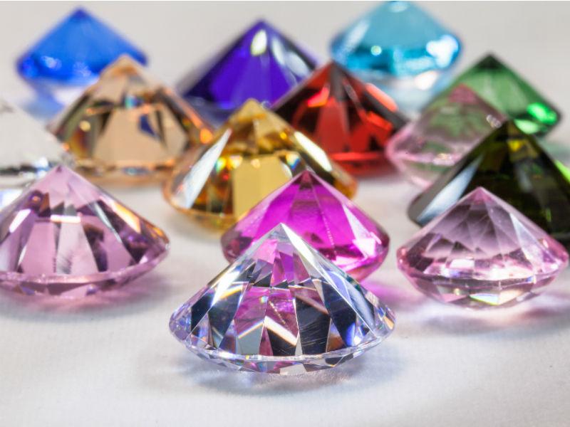 Diamanten Edelsteine