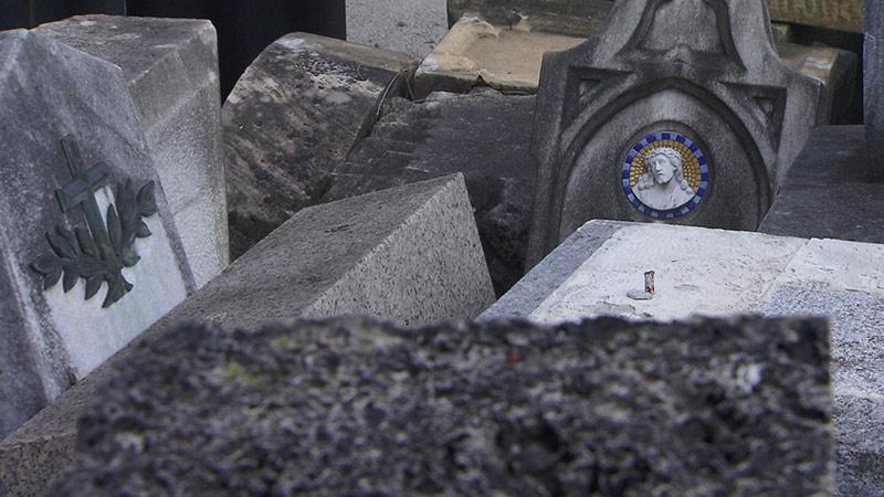 Grabsteine Geschichten aufgelassene Gräber