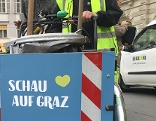 Schau auf Graz - neue Sauberkeitsoffensive startet