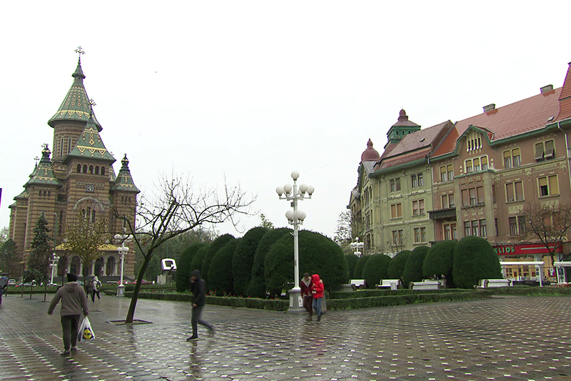 10 Jahre Ecoplus in Rumänien Temeswar