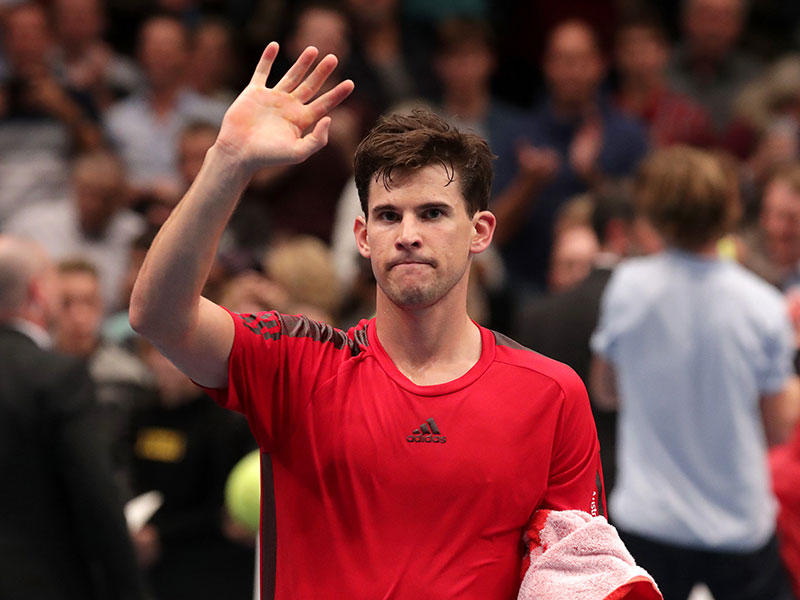 Thiem Achtelfinale Wien Out
