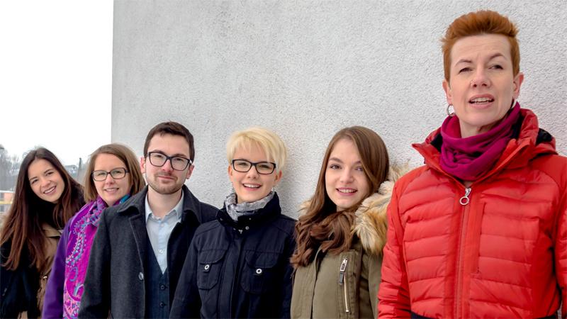 Vokal Oval - Vokalensemble der Landesmusikschule Neuhofen an der Krems