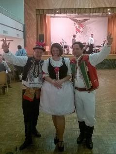 návštěvníci Moravských hodů 2017