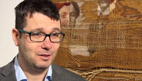 Maros Borsky | Direktor, Jüdisches Gemeindemuseum Bratislava