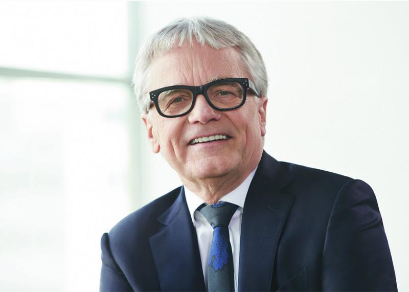 Wolfgang Eder, Vorstandsvorsitzender der voestalpine AG