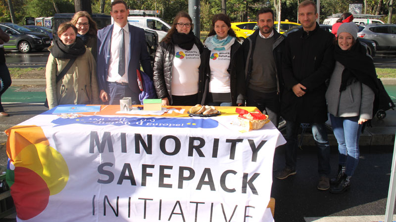 Minority Safepack