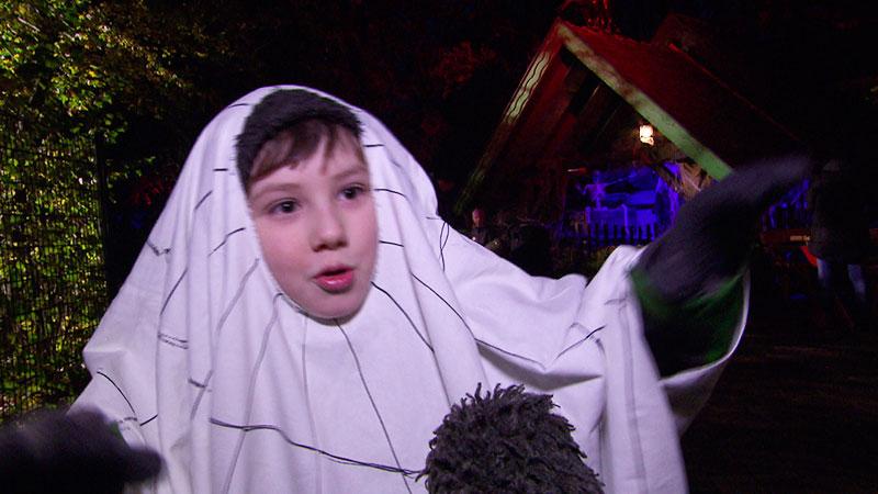 Halloween im Familypark