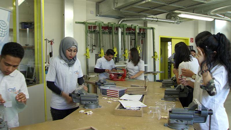 WIMO Flüchtlinge Jugendliche Lehre Ausbildung HAK HTL