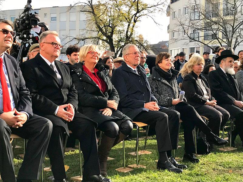 Mattersburg erinnert an ehemalige jüdische Gemeinde