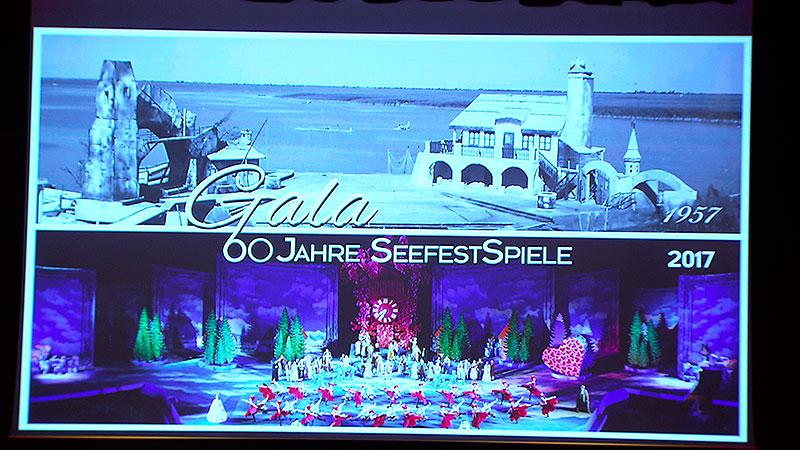60 Jahre Mörbisch Seefestspiele