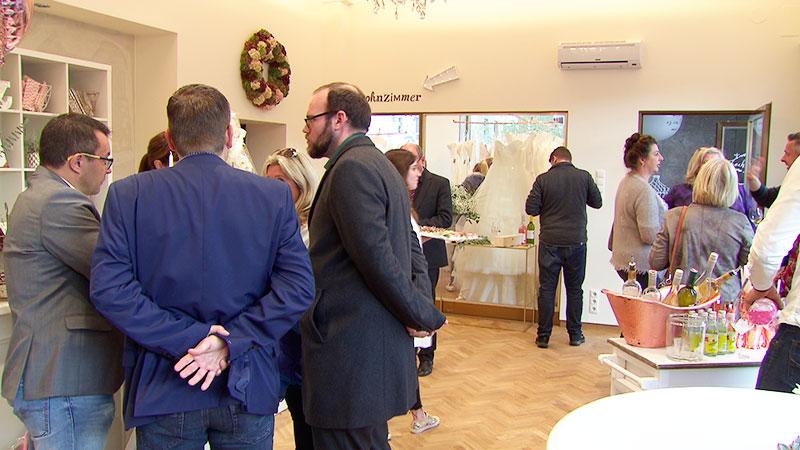 Neuer Hochzeitsladen in Eisenstadt Hochzeit zu mieten