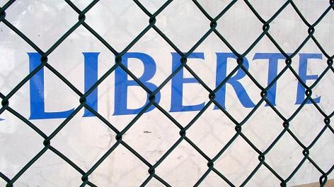Liberte, svoboda. Ilustrační foto
