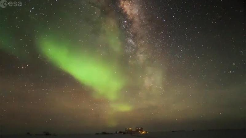Antarktis Station Carmen Possnig Ärztin