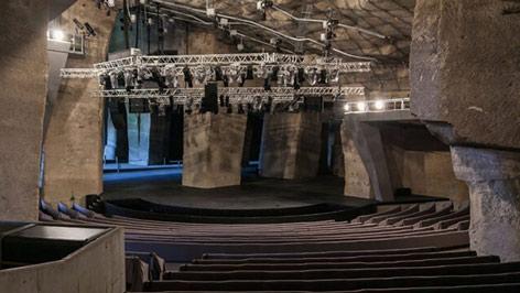 Barlangszínház 2018