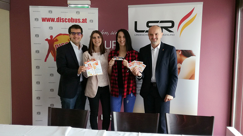 LSR Kooperation mit Verein Discobus