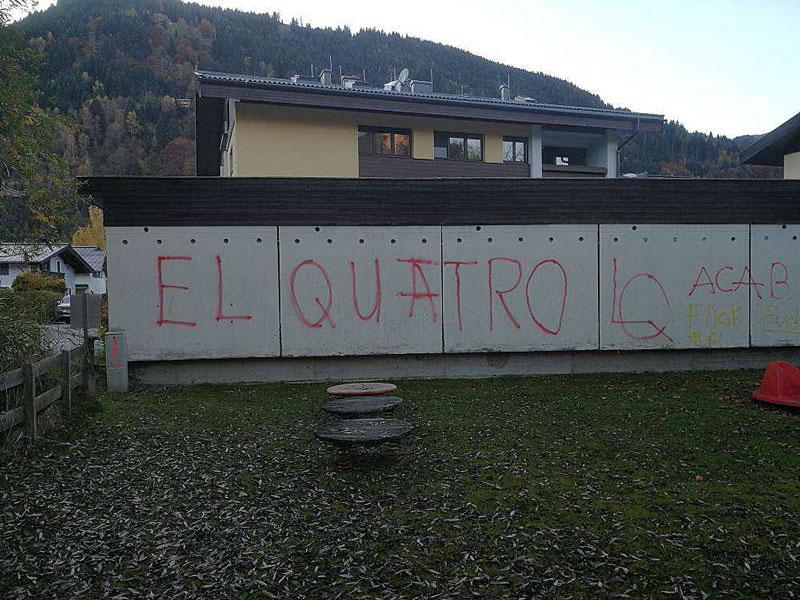 "Jugendbande ""El Quatro"""