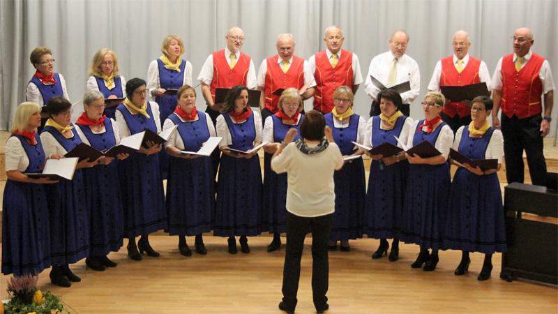 Gesangsverein Frohsinn Reichraming