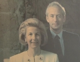 Fürst Hans Adam II und Marie