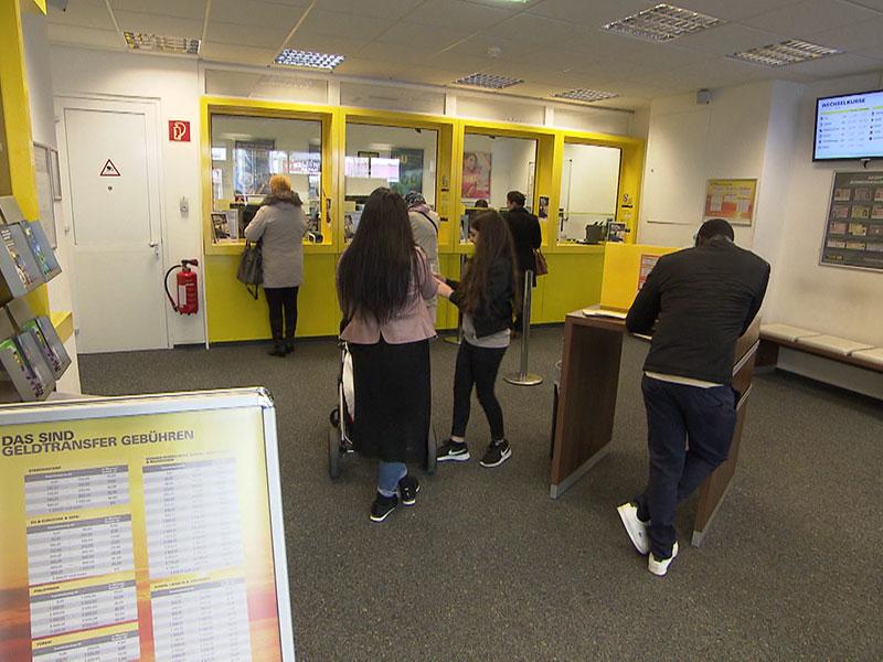 Geld Western Union