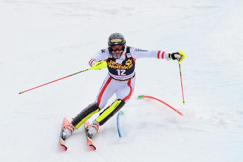 Michael Matt bei seinem Sieg in Kranjska Gora