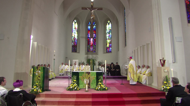 Messe im Dom