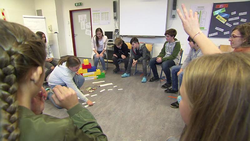 Mobbing Schule Peer Mentoring