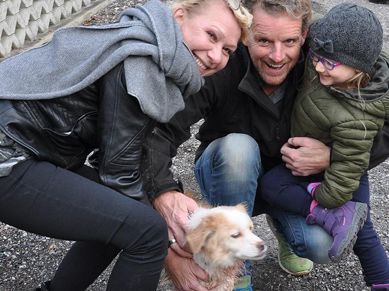 Hund Rettung Vasoldsberg