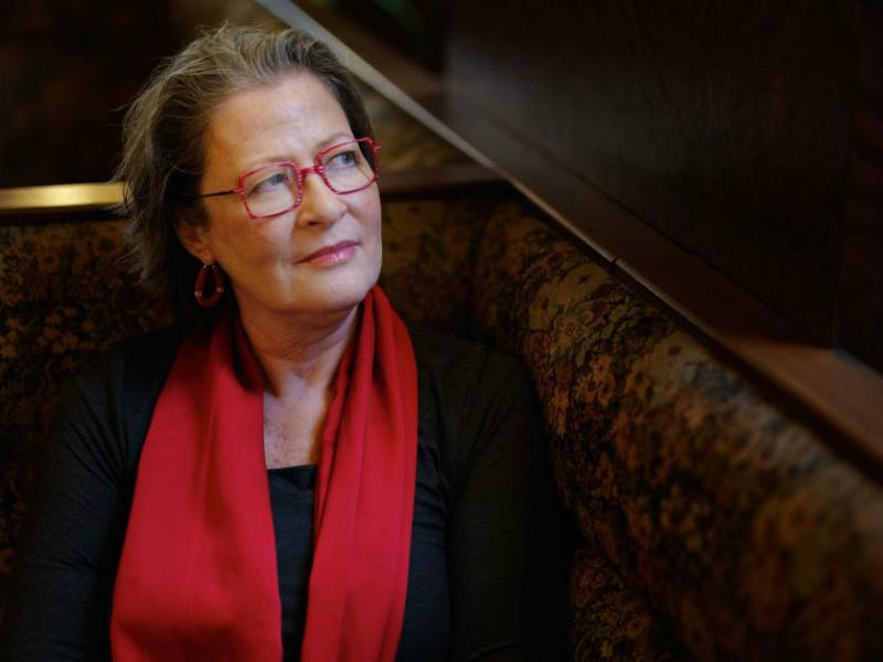 Susanne Scholl, Autorin