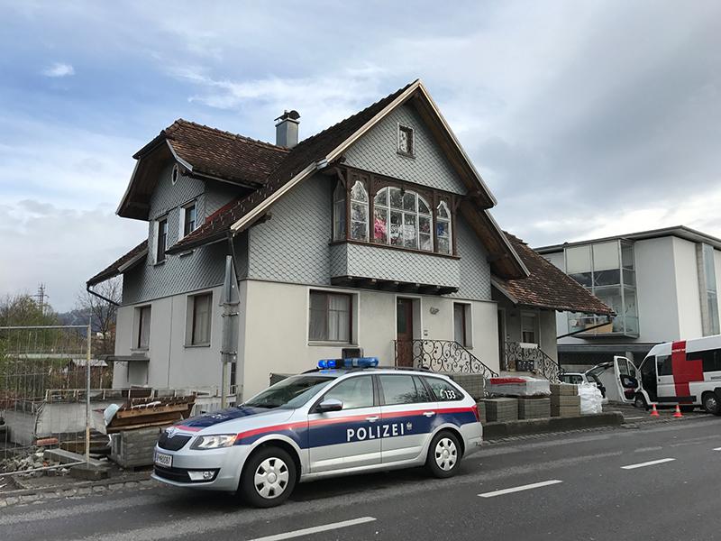 Lauterach: Polizei erschießt Betrunkenen