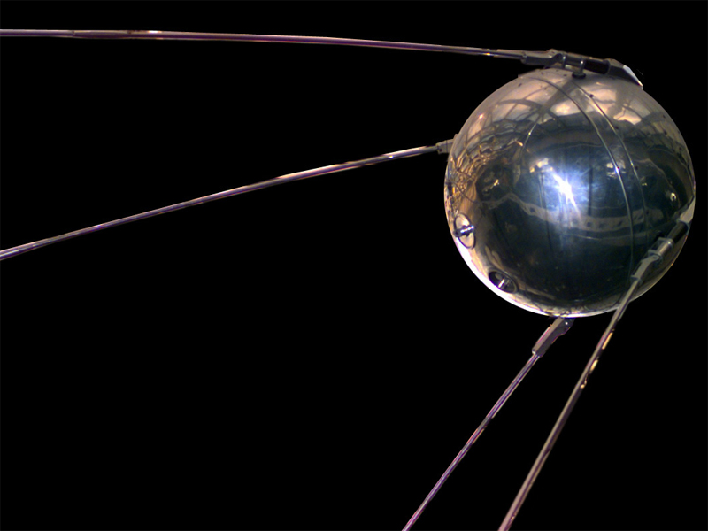Sputnik 1 Satellit