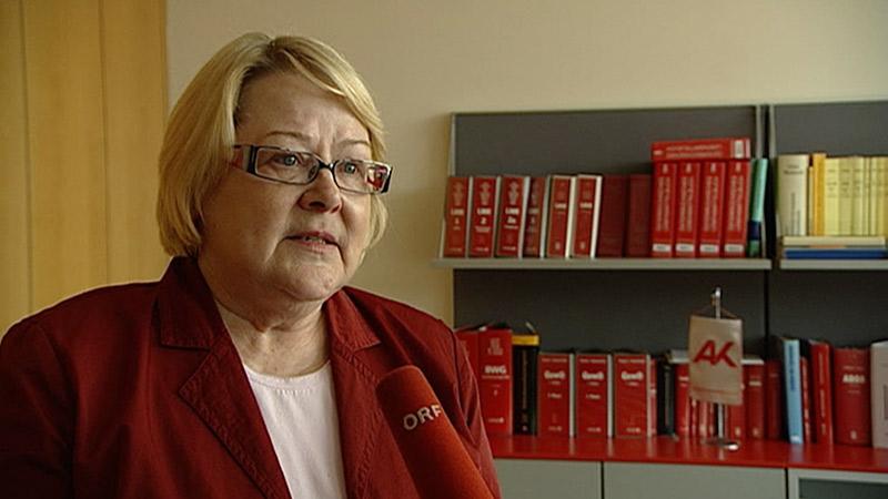 Josefine Traunik Arbeiterkammer gestorben