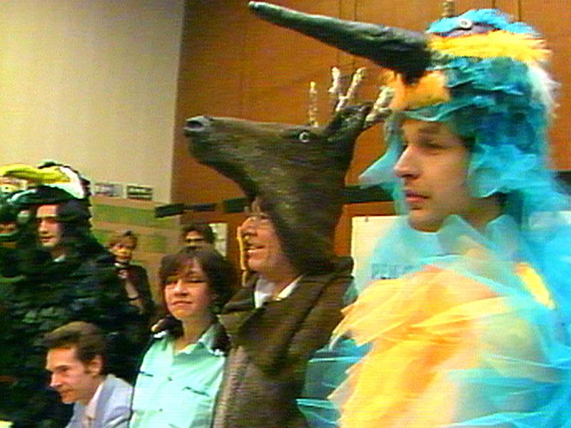 Hainburg Konferenz der Tiere