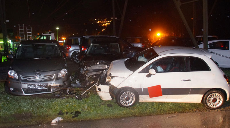 Alko-Unfall in Mayrhofen
